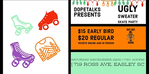 "Dopetalks Presents : "" Dope"" The Skate Party"