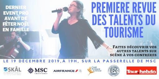 Première « Revue des Talents du Tourisme »