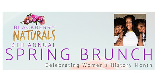 6th Annual Blackberry Naturals Spring Brunch