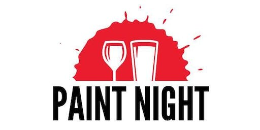 Paint Night with Palmetto Paint: Give Thanks