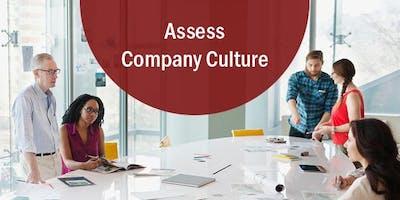 Culture Assessment Training