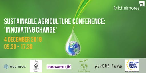 Sustainable Agriculture Conference: Innovating Change