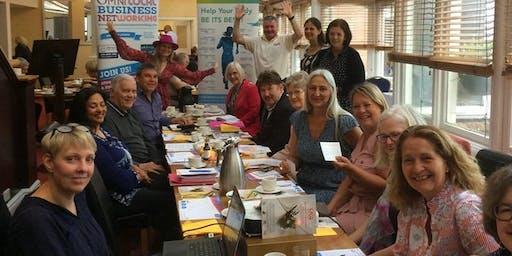 Business Breakfast Networking Meeting - Walton & Weybridge