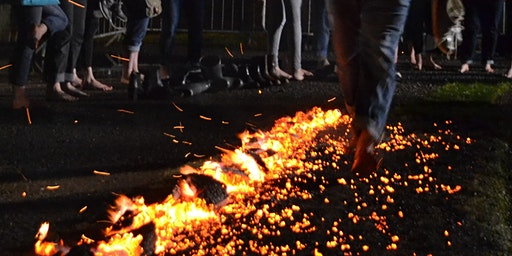 Fire Walk for We Are Beams