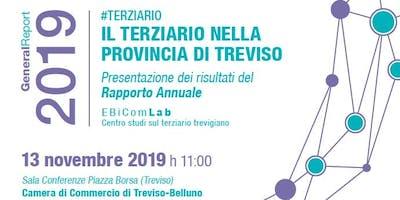 IL TERZIARIO NELLA PROVINCIA DI TREVISO 2019