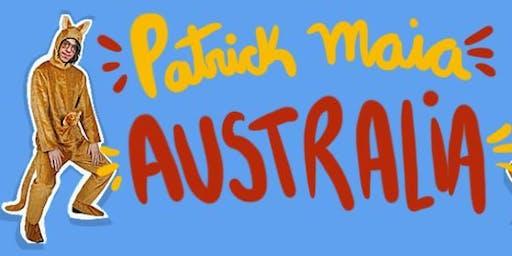 BrasileiRoos 3 - Patrick Maia - Stand Up Comedy Festival - Sydney