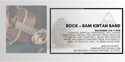 Rock + Ram Kirtan Band