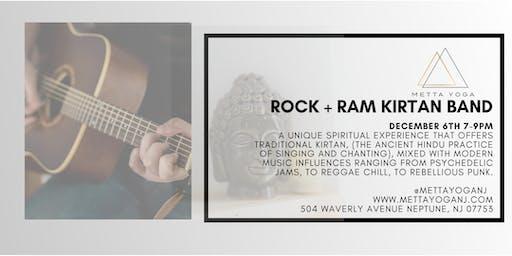 Rock + Ram Kirtan Band
