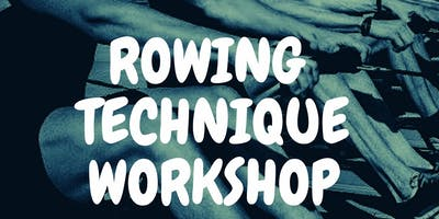The Bristol Gulls: Rowing Technique Workshop