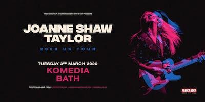 Joanne Shaw Taylor (Komedia, Bath)