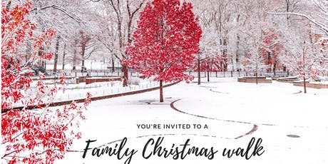 Christmas Family Walk Community Engagement Project tickets