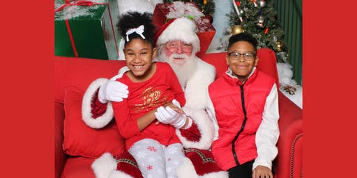 Francis Scott Key Mall - 11/24 - Santa Cares