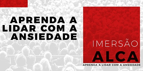 Imersão ALCA - MARÍLIA/SP ingressos