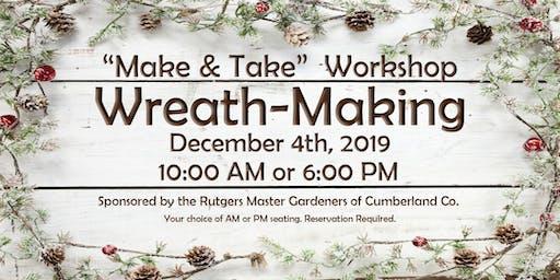 Wreath-making Make and Take Workshop