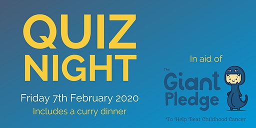 The Giant Pledge Quiz Night