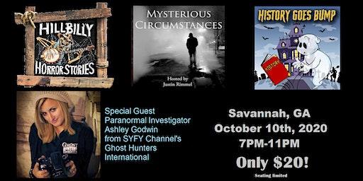 The Hillbilly Horror Stories & Friends Veterans Tour: Live in Savannah