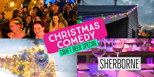 Christmas Comedy - Sherborne's Big One!!