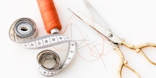 Learn to Sew! (FREE through end of October!)