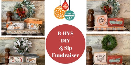 Bridgewater-Hebron Village School Workshop Fundraiser