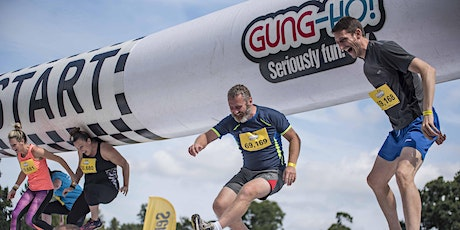 Gung-Ho! Edinburgh 2020- Postponed. New Date TBC  tickets