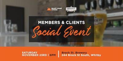 Brock St Brewery Social Event