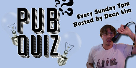 SUNDAY PUB QUIZ | Brighton Bierhaus tickets