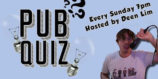 SUNDAY PUB QUIZ | Brighton Bierhaus
