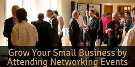 East London Small Business Networking tickets