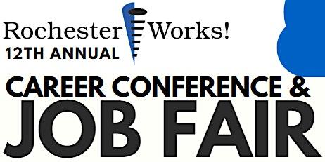 RochesterWorks! 2020 Career Conference & Job Fair Job Seeker Registration
