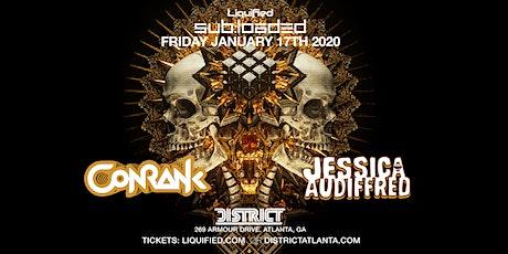 CONRANK & JESSICA AUDIFFRED at District Atlanta tickets