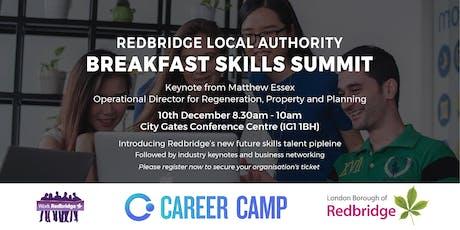 Redbridge Local Authority Breakfast Skills Summit tickets