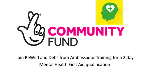 FREE Two Day Mental Health First Aid tickets