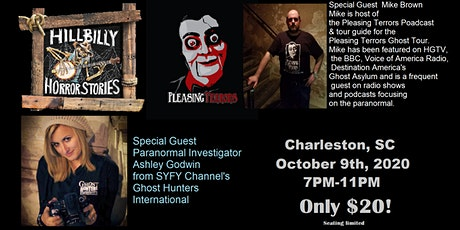 The Hillbilly Horror Stories & Friends Veterans Tour: Live in Charleston tickets