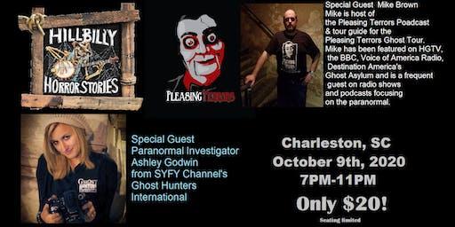 The Hillbilly Horror Stories & Friends Veterans Tour: Live in Charleston