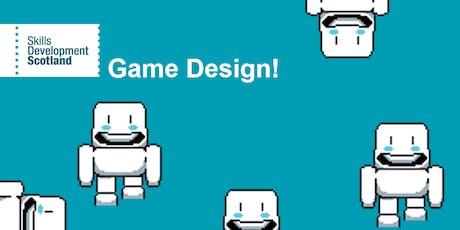 Games Design Workshop tickets