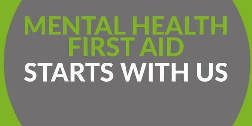 IOSH Public Services Section present Mental Health First Aid