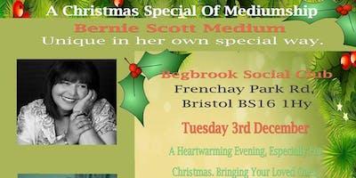 Evidential Evening Of Mediumship with Psychic Medium Bernie Scott - Bristol