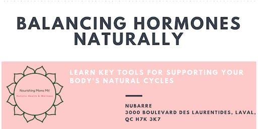 Balancing Hormones Naturally