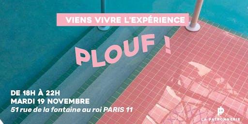 L'expérience Plouf ! : Inauguration boutique collaborative