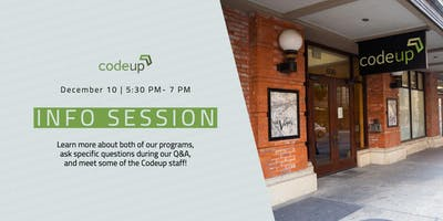 Codeup Information Session