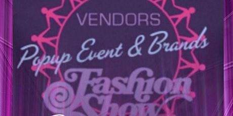 Vendor Popup - Brand Fashion Show  tickets