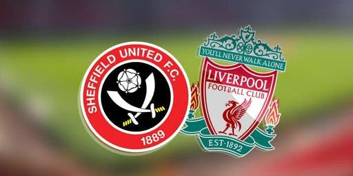 Liverpool vs Sheffield Utd £10 Burger, Chips And Pint Deal