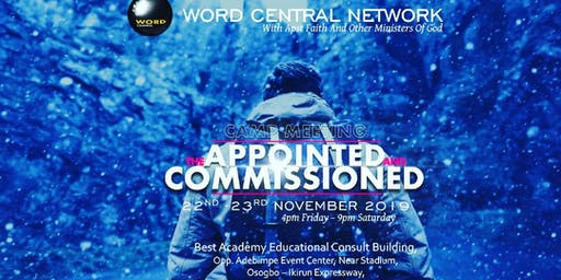 Appointed And Commissioned