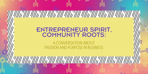 The Coven and Lunar Startups Present: Entrepreneur Spirit, Community Roots