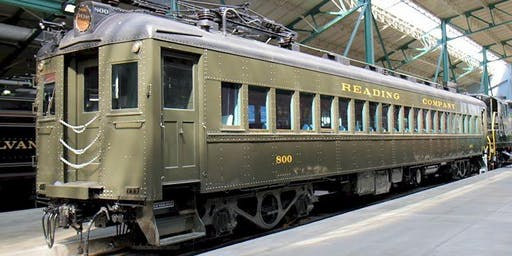 Restoring Passenger Trains to Berks:  A Community Forum