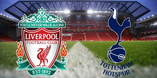 Liverpool vs Spurs £10 Burger, Chips And Pint Deal