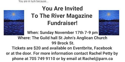 River Magazine Fundraiser