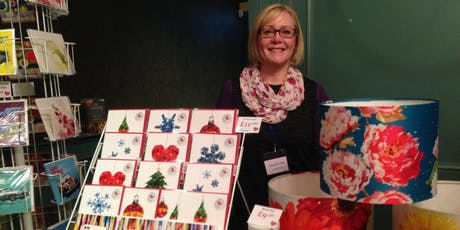 Bubbles in Bishop Ladies' networking and Christmas shopping tickets