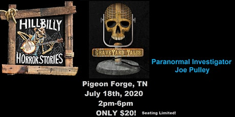 The Hillbilly Horror Stories & Friends Veterans Tour: Live in Pigeon Forge tickets