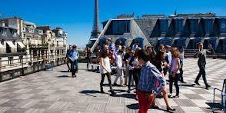 INSEAD KIDS : Sortie familiale avec vos enfants au Musée du Quai Branly, le samedi 30 novembre 2019 à 10:25 billets